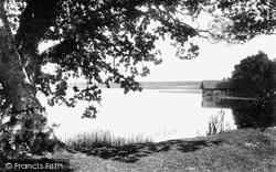 Frensham, Pond Boathouse 1909