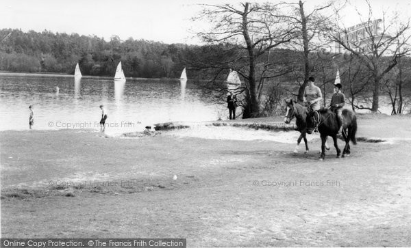 Photo of Frensham, Pond c.1965