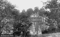 Frensham, Pond Hotel 1914