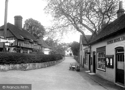 Frensham, Post Office 1933