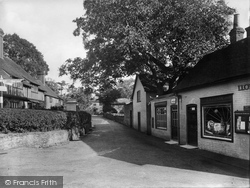 Frensham, Post Office 1935