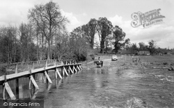 Frensham, Tancred's Ford c.1960