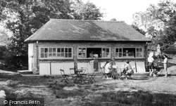 Frensham, Tea House At The Little Pond c.1960