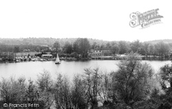 Frensham, The Big Pond c.1965