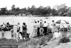 Frensham, The Little Pond c.1965