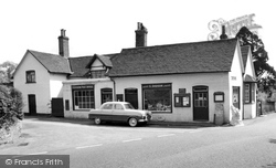 Frensham, The Post Office c.1960