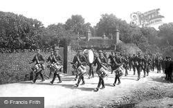 Frensham, Troops At Frensham 1917