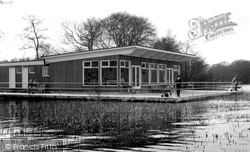 Frensham, Yacht Club House c.1965