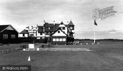 Formby Golf Club c.1965, Freshfield
