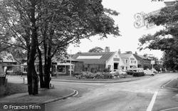Gores Lane c.1965, Freshfield