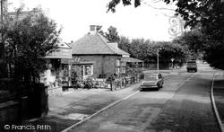 Post Office, Old Town Lane c.1965, Freshfield