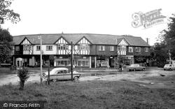 Station Buildings c.1965, Freshfield