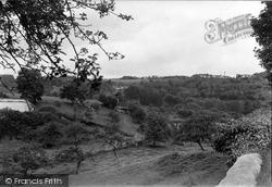 Freshford, Combe Bottom Showing Murhill Woods c.1935