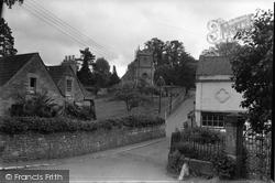Freshford, St Peter's Church c.1935