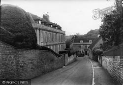 Freshford, The Old Manor House c.1935