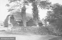 Freshwater, A Farmhouse c.1883