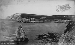 Freshwater Bay, c.1874