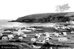 Freshwater East, Coast And Village 1963