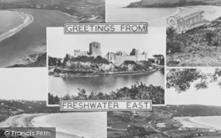 Freshwater East, Composite c.1955
