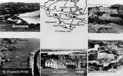 Freshwater East, Composite c.1960