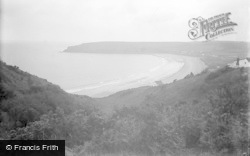 Freshwater East, General View 1949