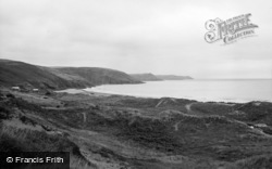 Freshwater East, General View 1963