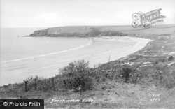 Freshwater East, General View c.1950