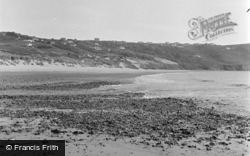 Freshwater East, Sands 1952