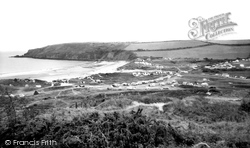 Freshwater East, The Bay 1959