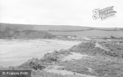 Freshwater East, The Beach 1963