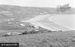 Freshwater East, Village 1952