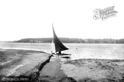 River Orwell From Freston Park 1909, Freston