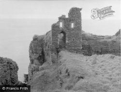Freswick, Bucholie Castle 1952