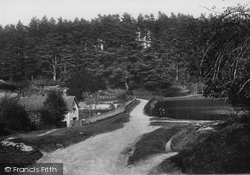 Friday Street, 1906