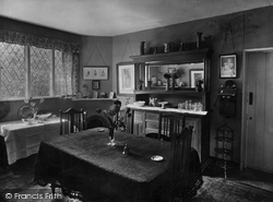 Friday Street, Pinehurst The Dinning Room 1925