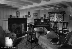 Friday Street, Pinehurst The Drawing Room 1925