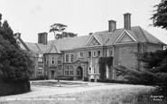 Frilsham, Frilsham House School c1960