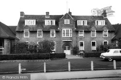 And Camberley District Hospital c.1960, Frimley