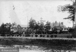 Frimley, Brompton Hospital Sanatorium 1908