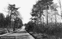 Chobham Road 1921, Frimley