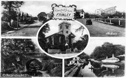 Composite c.1955, Frimley