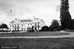 Frimley Park c.1955, Frimley