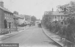 Frimley, Frimley Street 1906