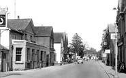 Frimley, Frimley Street c1955