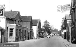 Frimley, Frimley Street c.1960