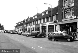 Frimley, Frimley Street c.1965