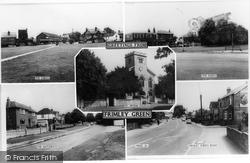 Frimley Green, Composite c.1965