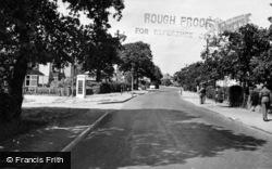 Frimley Green, Mytchett Road c.1955