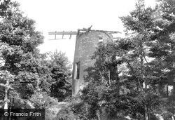 Frimley Green, Old Windmill 1906