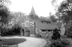 Frimley Green, St Andrew's Church 1919